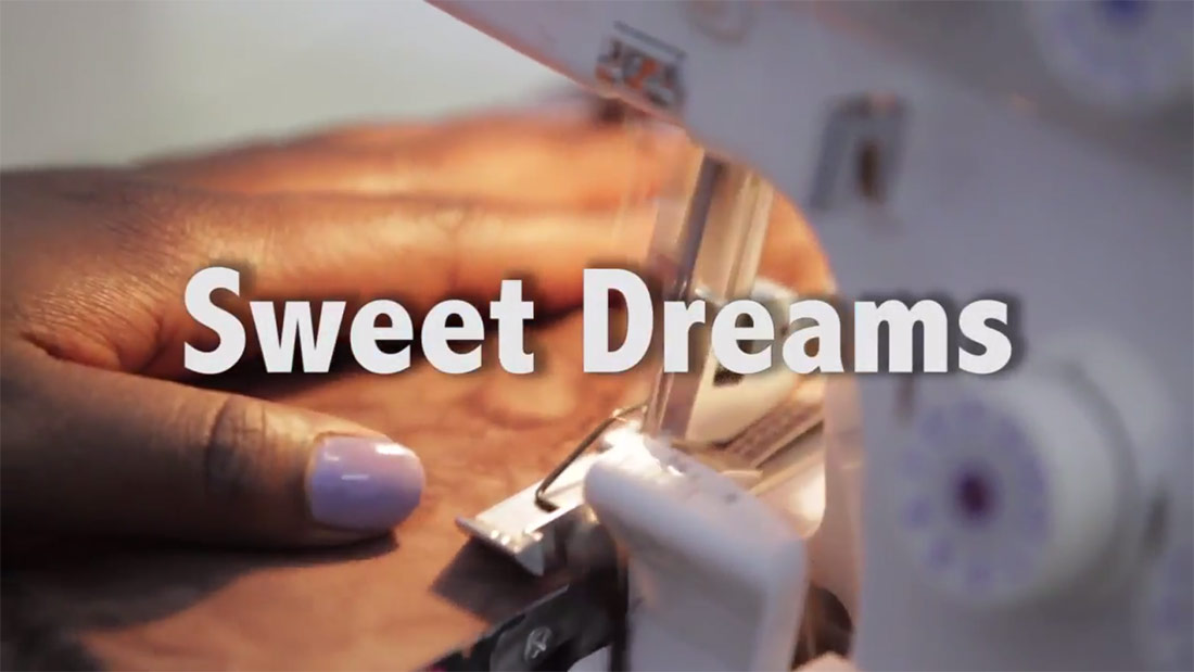 Sweet Dreams Indigogo Video