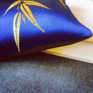 Eye pillow blue